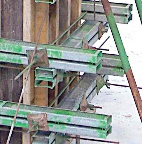 Formwork-tie-bolts