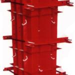 Cần lưu ý gì về ván khuôn cột vuông