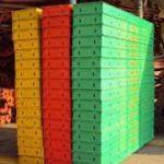 Giá ván khuân nhựa trên thị trường hiện đại