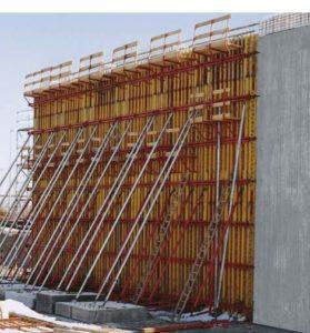 Ván  khuôn Peri trong nền xây dựng Việt Nam